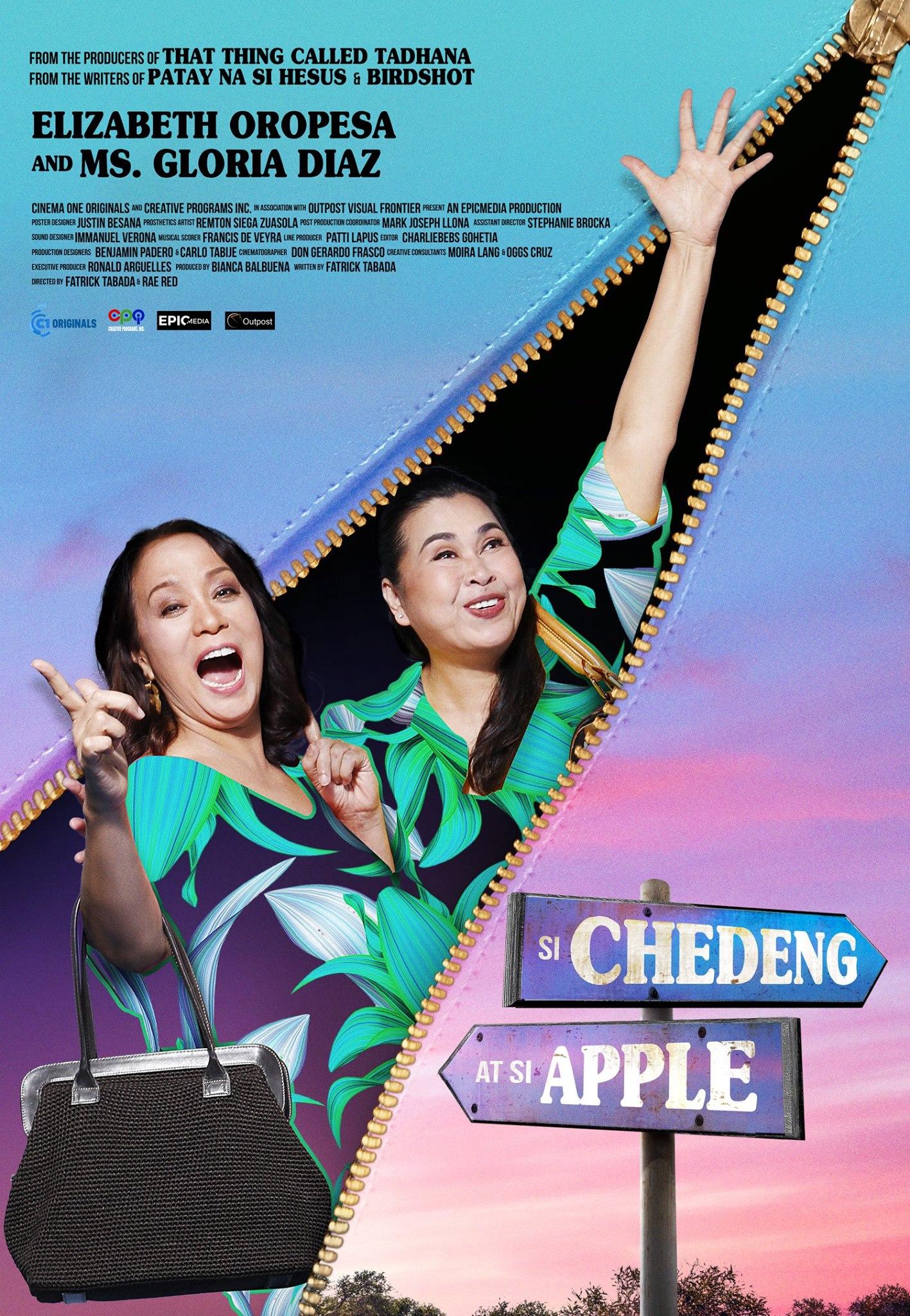 Si Chedeng at si Apple (2017) - IMDb