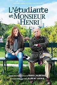 L'étudiante et Monsieur Henri (2015) Poster - Movie Forum, Cast, Reviews