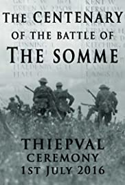 The Centenary of the Battle of the Somme: Thiepval Poster