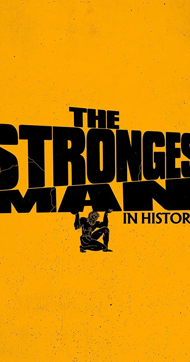 Download The Strongest Man in History or watch streaming online complete episodes of  Season 1 in HD 720p 1080p using torrent