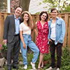 Peter Outerbridge, Katerina Taxia, Arcadia Kendal, and Dempsey Bryk in Viaticum (2019)