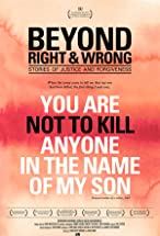 Primary image for Beyond Right and Wrong: Stories of Justice and Forgiveness