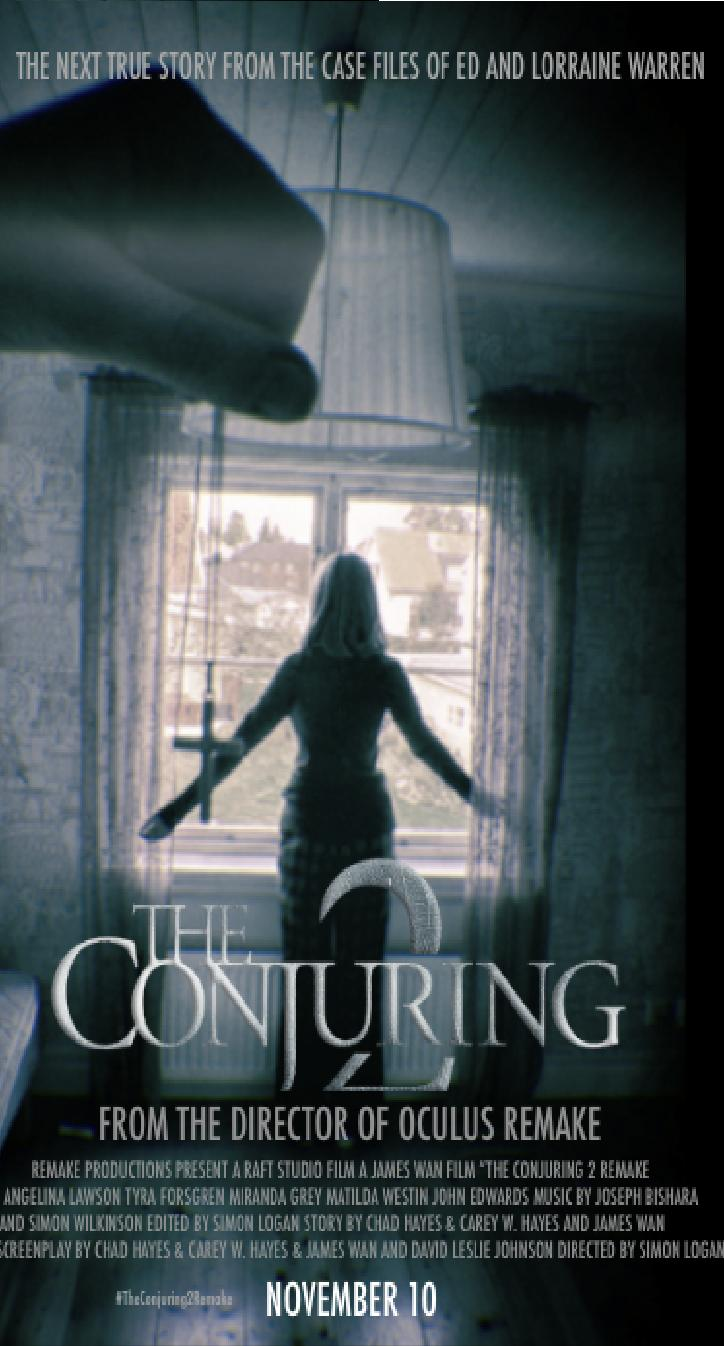 The Conjuring 2 Remake Video 2016 Imdb