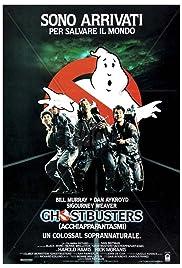 Ghostbusters (Acchiappafantasmi) Poster