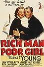 Rich Man, Poor Girl (1938) Poster