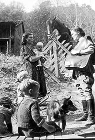 Mary Breckinridge in The Forgotten Frontier (1931)