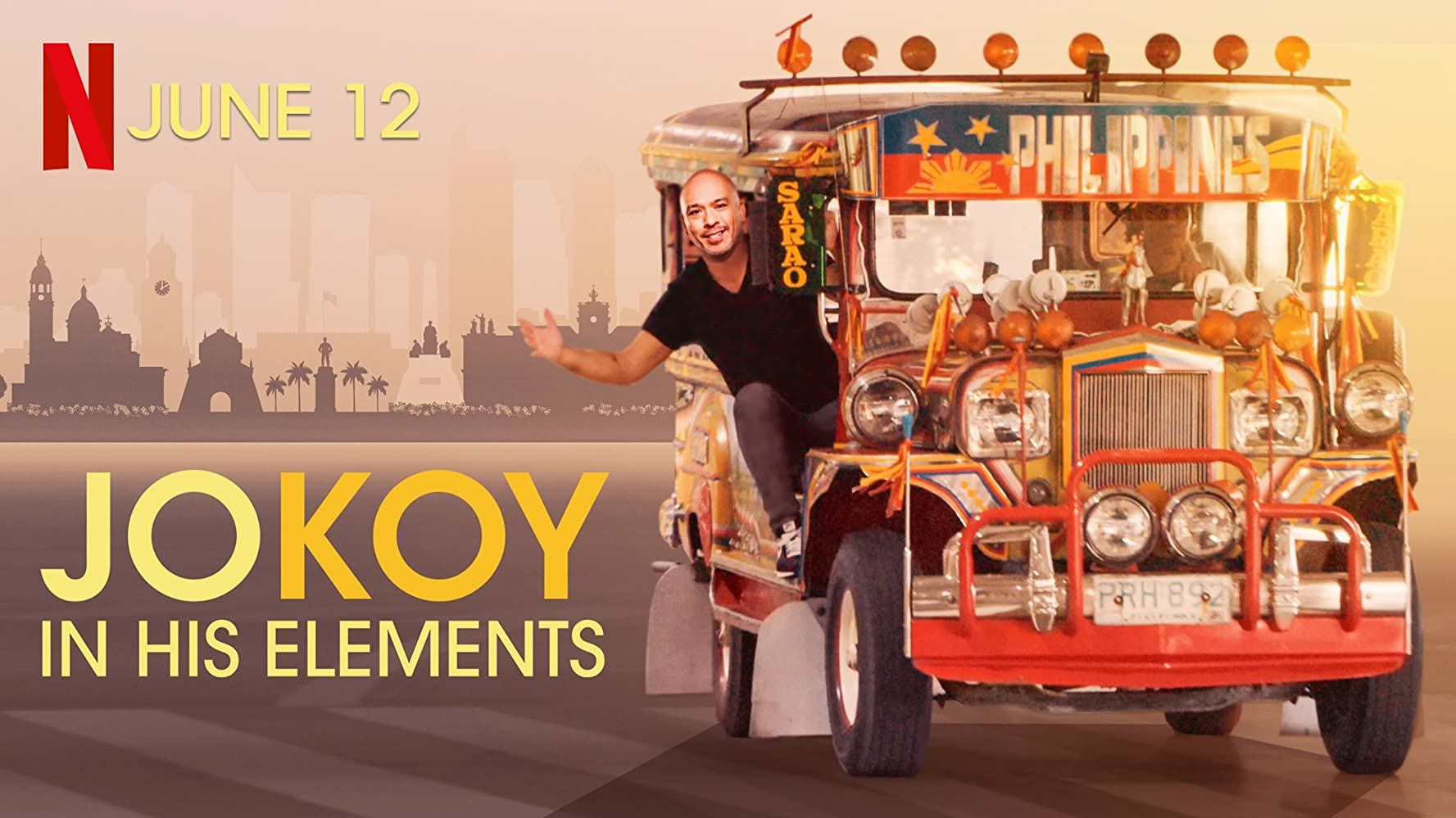 Jo Koy: In His Elements (2020) Online Subtitrat in Romana