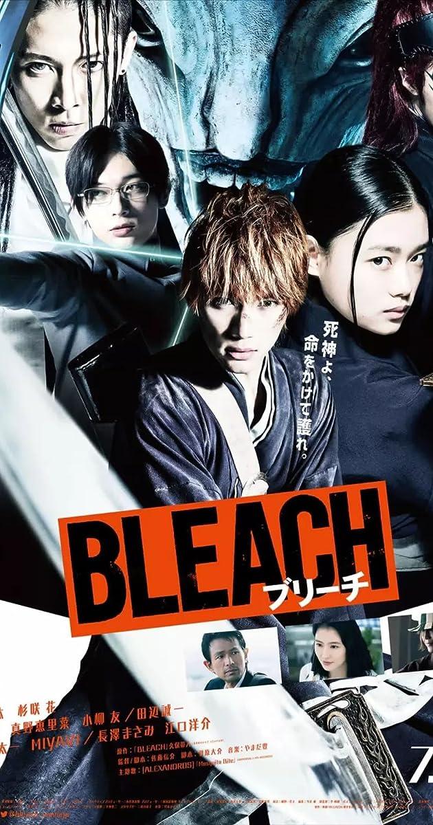 Sứ Giả Thần Chết - Bleach (2018)