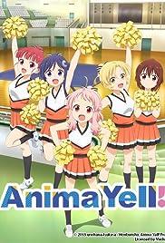 Anima Yell! Poster