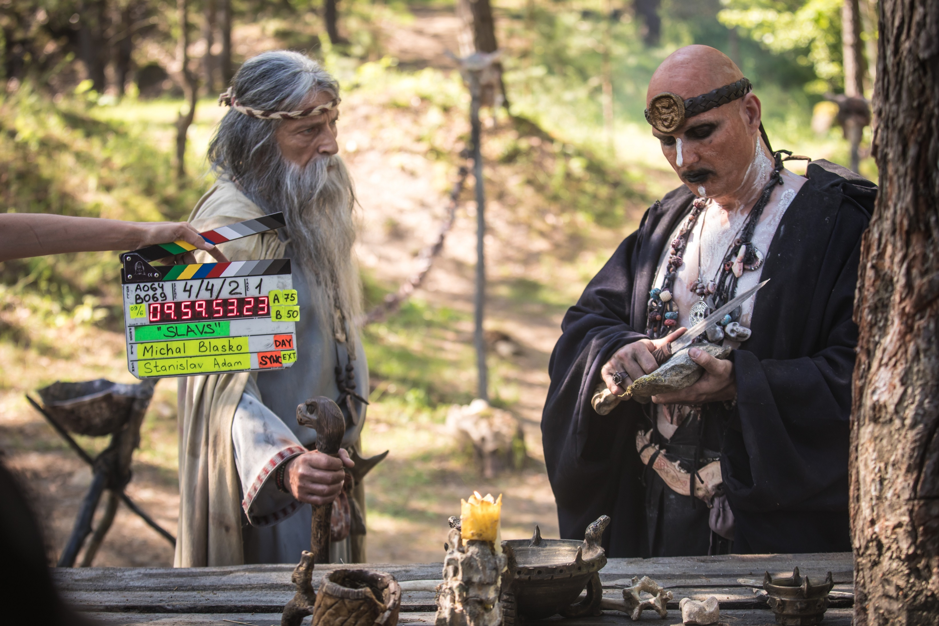 Slovania (TV Series 2021– ) - Photo Gallery - IMDb
