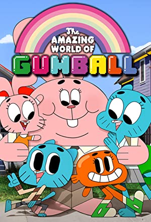 Download The Amazing World of Gumball Series