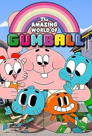 دانلود زیرنویس فارسی سریال The Amazing World of Gumball 2011 فصل 6 قسمت 1 هماهنگ با نسخه نامشخص