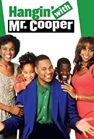 Holly Robinson Peete, Mark Curry, Sandra Quarterman, Raven-Symoné, and Marquise Wilson in Hangin' with Mr. Cooper (1992)