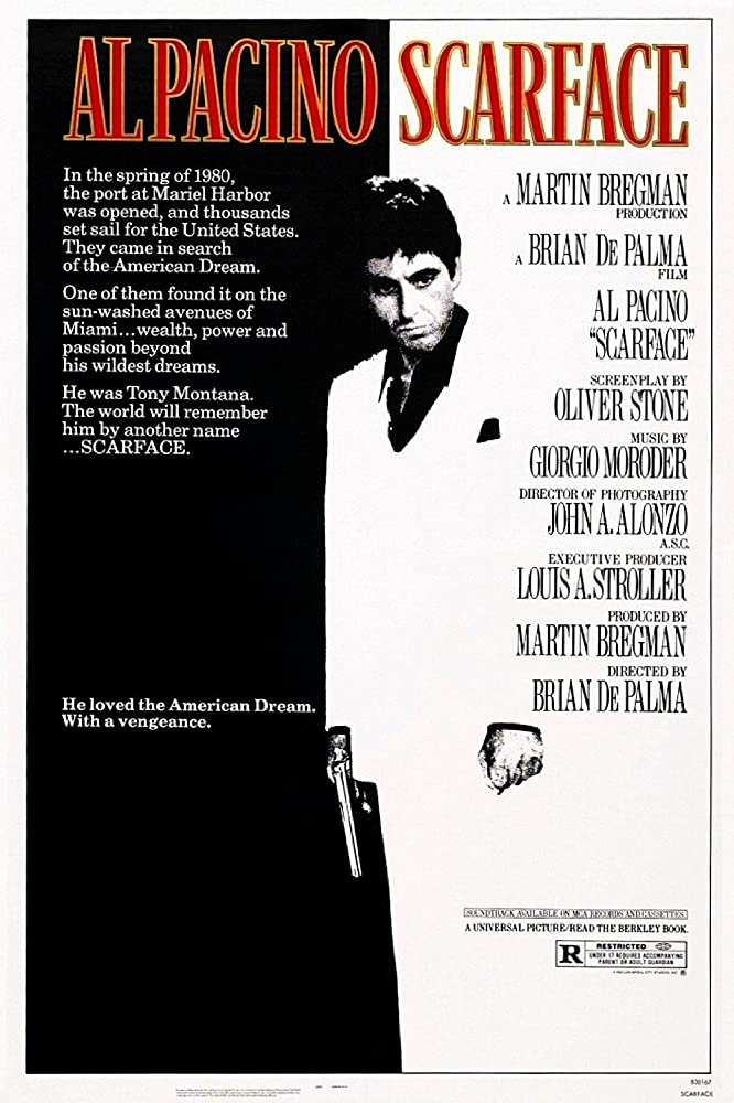 Poster Scarface (1983)