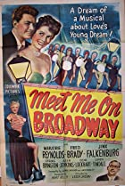 Meet Me on Broadway (1946) Poster