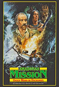 Comedy movie downloads Amazonas Mission, Rudolf Steiner, Peter Stripp West Germany (1987) [2k] [HDR] [1080i]