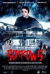 Ginger Lynn, Tom Malloy, Samantha Brownlee, and John Garofalo II in House of Many Sorrows (2020)