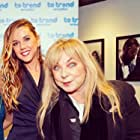 With Helen Lederer at the Premiere of 'To Trend on Twitter'