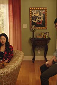 Shannon Dang and Olivia Liang in Pilot (2021)