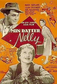 Maria Garland, Poul Reichhardt, and Lillian Tillegreen in Min datter Nelly (1955)