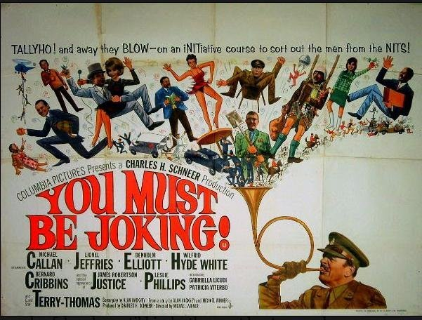 You Must Be Joking! (1965)
