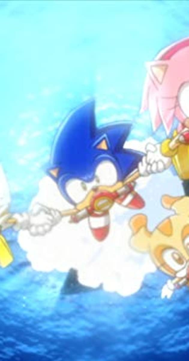 Sonic X Shoot For The Sunken Ship In The South Sea Tv Episode 2003 Plot Summary Imdb