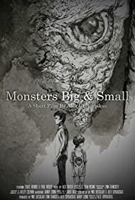 Paul Hickert, Alex Grybauskas, Lynn Franciotti, Chase Bolnick, Sean McGing, Colin Buckingham, and Wendy Luong in Monsters Big and Small (2014)