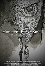 Monsters Big and Small Poster