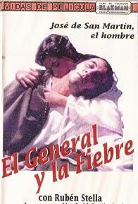 Primary photo for El general y la fiebre