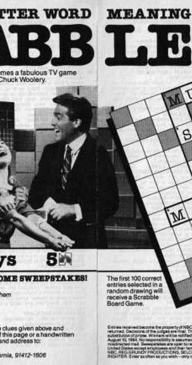 Scrabble (TV Series 1984–1990) - IMDb