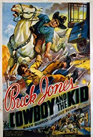 The Cowboy and the Kid Poster