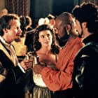 Laurence Fishburne, Irène Jacob, Nicholas Farrell, and Nathaniel Parker in Othello (1995)
