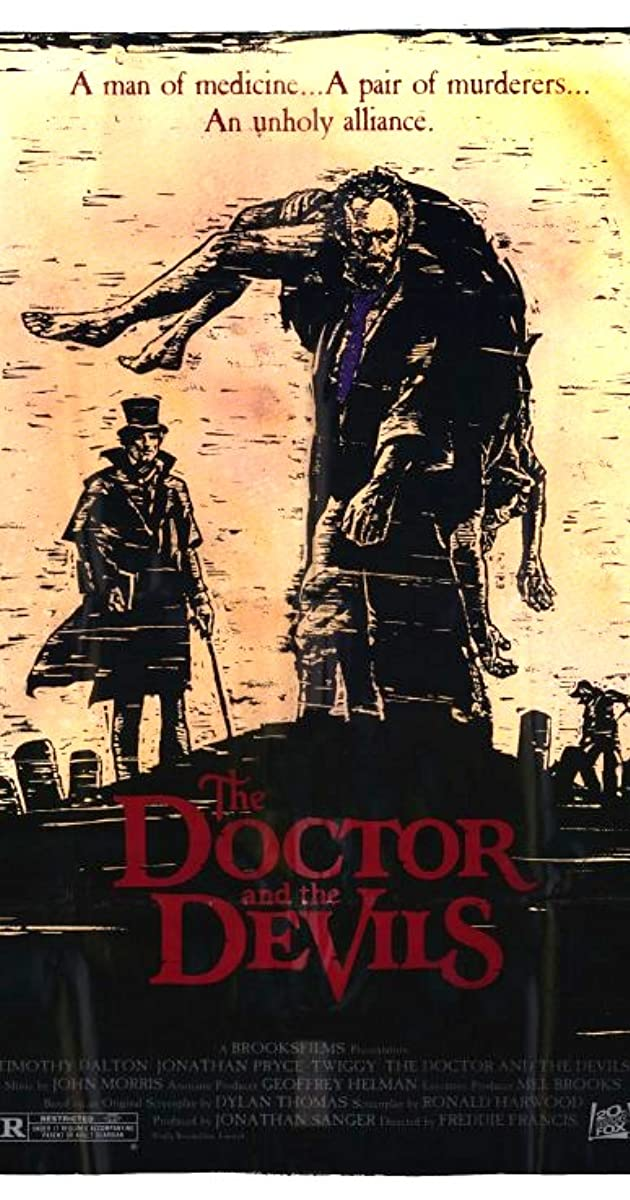 Subtitle of The Doctor and the Devils