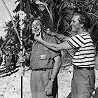 Kirk Douglas and Walt Disney in 20,000 Leagues Under the Sea (1954)