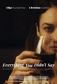 Everything You Didn't Say Poster