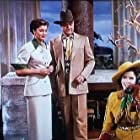 Ann Miller, Red Skelton, and Esther Williams in Texas Carnival (1951)