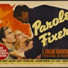 Anthony Quinn, Virginia Dale, Richard Denning, and Lyle Talbot in Parole Fixer (1940)