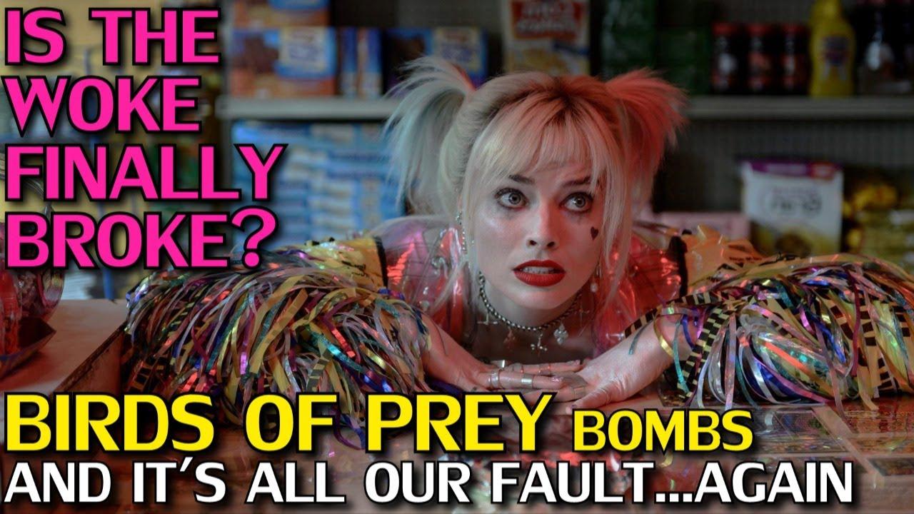Birds Of Prey Bombs Blame Game Begins Feat Lauren Chen 2020
