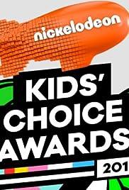 Nickelodeon Kids' Choice Awards Poster