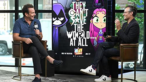 BUILD: Will Arnett on His Favorite DC Characters