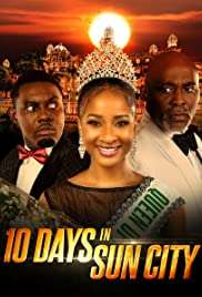 10 Days in Sun City Poster