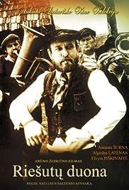 Riesutu duona(1978) Poster - Movie Forum, Cast, Reviews