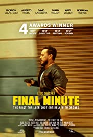 Final Minute Poster
