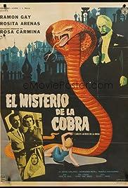 El misterio de la cobra (Carlos Lacroix en la India) Poster