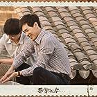 Jiahang Li and Yu Bai in The Bond (2021)