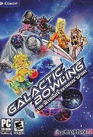 Galactic Bowling Poster