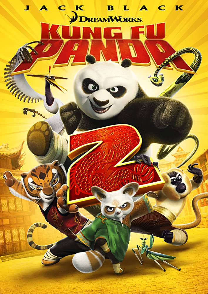Kung Fu Panda 2 (2011) BluRay x264 AAC E-Subs Dual Audio [Hindi + English]