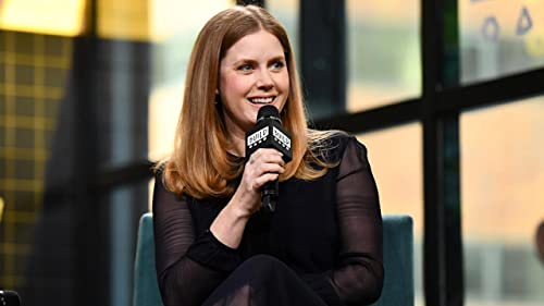 BUILD: Amy Adams Sang as Lynne Cheney on the set of 'Vice'
