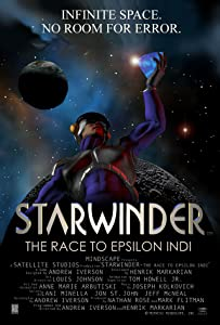 Watch tv movie Starwinder: The Ultimate Space Race by [iPad]