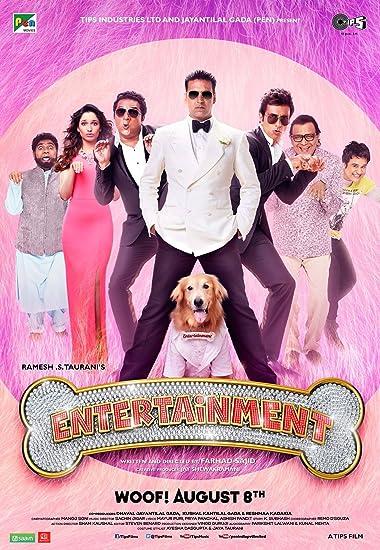 Entertainment 2014 Full Hindi Movie Download 720p BluRay